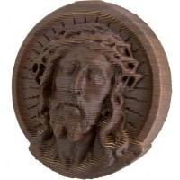 Face de Cristo 3D