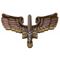GLADIO OU SABRE ALADO  3D (G - 51x77 cm) - Símbolo, Insígnia da FAB - Força Aérea Brasileira